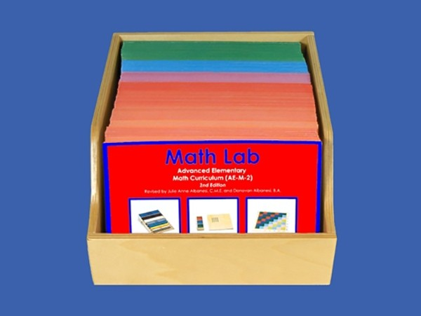 Advanced Elementary Montessori Math Lab (Grades 5-8) ● AE-M LAB