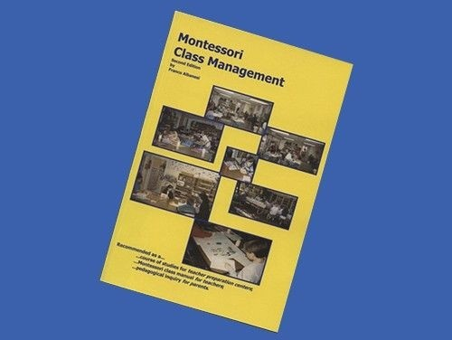 Montessori Class Management - 2nd Edition ● Book-Class-Manage   ■SOLD OUT■