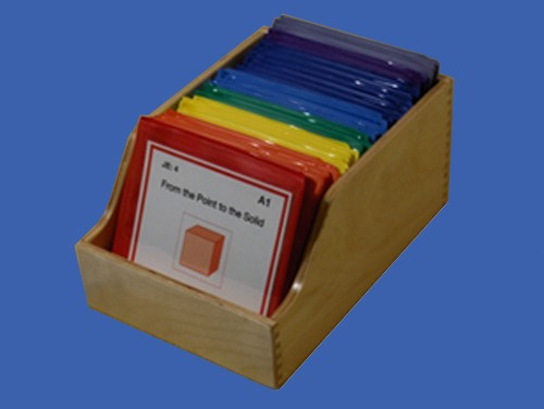 Box for the Nomenclature of Geometry & Geography ● BOX-CN-100/BOX-CN-430