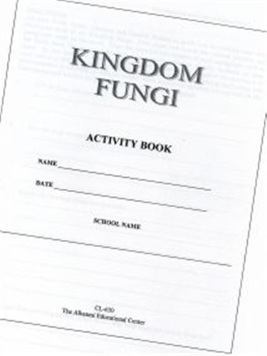 FUNGI Activity Book only ● CL-630-C
