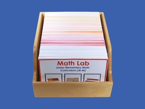 Junior Elementary Math Lab ● JE-M LAB