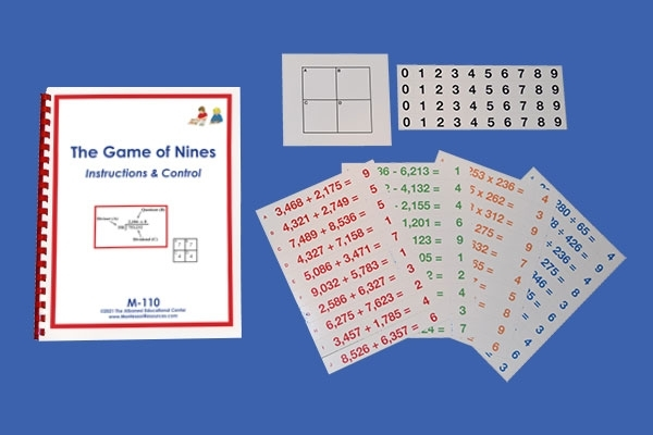 The Game of Nines ● M-110