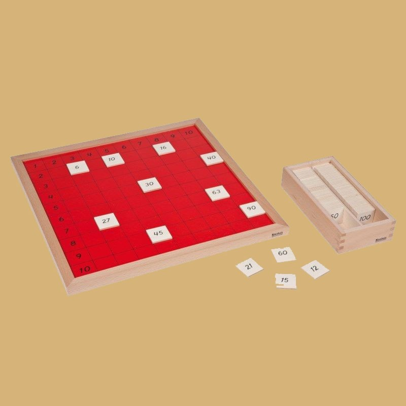 Pythagoras Board/wooden tiles/018100    NH-139   ■SOLD OUT■QUOTE REQUIRED■