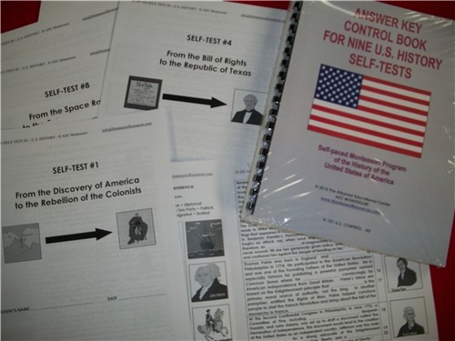 U.S. History Self-Tests ● H-101-Tests-AE