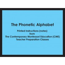 Phonetic Alphabet Game (CME notes) ● LANG-CME-S-120