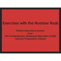 Exercises with the Number Rods (CME notes) ● MATH-CME-080