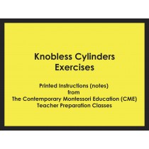 Knobless Cylinders Exercises (CME notes) ● SENS-CME-021