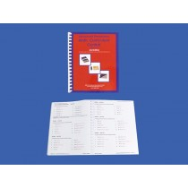Math Control Book & Instruction Manual for Ages 9-12 ● AE-M-2.C