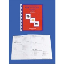 Math Control Book & Instruction Manual for Ages 9-12 ● AE-M.C