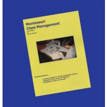 Montessori Class Management - 3rd Edition ● Book-Class-Manage