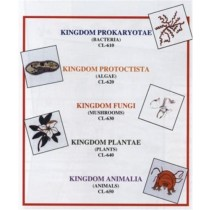 COMPLETE FIVE KINGDOM CLASSIFICATION ● CL-610 thru CL-651
