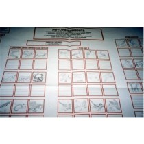CHORDATA Working Chart only ● CL-651-A