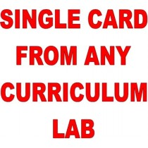 SINGLE CURRICULUM CARD ● ACP CARD