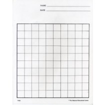 NUMERATION PAPER of 100 SQUARES ● F-400    ♣AVAILABLE qty 3♣