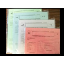 AE PERMANENT GRADE RECORDS/30 Grades 5-6-7-8 ● F-103-AE-5-6-7-8