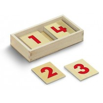Matching Numerals with Box