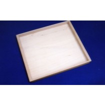 Medium Wooden Tray (cm 25x28x2)       GZ-099.2    ►COMPLIMENTARY ITEM◄