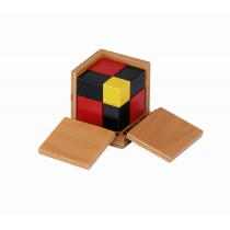 Algebraic Binomial Cube with Box   GZ-170