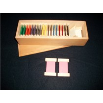 ♣AVAILABLE (qty 4)♣  Color Tablets Box #2  GZ-027.2