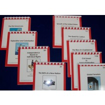 Control Booklets for U.S. History  H-101-US-AE.C