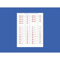 Numeration / Addition Exercises ● M-101