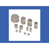 METRIC MASS SET of 12 pieces for a total of 1170 grams ● M-156