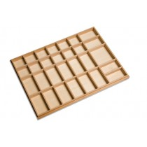 ■QUOTE REQUIRED■    Box for Print Movable Alphabet / 0059C3