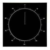 Centesimal Protractor/ 012500               NH-150.1        ♣AVAILABLE qty 4♣