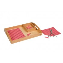 ■SOLD OUT■   Cutting and Scissor Tray/040000