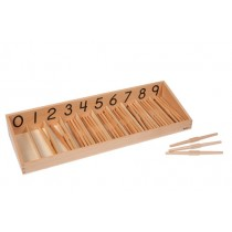 Spindle Box with Spindles/003203    NH-084     ■SOLD OUT■