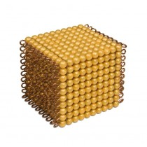 Single Golden Thousand Cube/0085M0     NH-090         ■SOLD OUT■