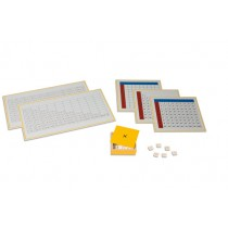 Multiplication Memorization Charts/0142C4    NH-124   ♣AVAILABLE  qty 1♣