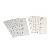 Name Cards for Third Set/0197A1      NH-216.2    ■SOLD OUT■QUOTE REQUIRED■