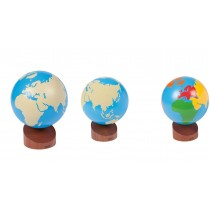 Set of Three Globes /022600/023000/023100  NH-220  ■SOLD OUT■QUOTE REQUIRED■