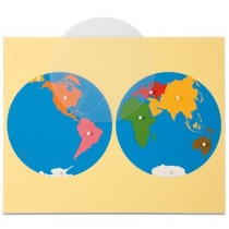 PLANISPHERE – Puzzle Map/017700    NH-222   ■SOLD OUT■QUOTE REQUIRED■