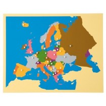 EUROPE – Puzzle Map/0176B0    NH-226   ■SOLD OUT■QUOTE REQUIRED■