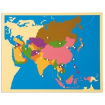 ASIA – Puzzle Map/0176G0     NH-227     ■SOLD OUT■