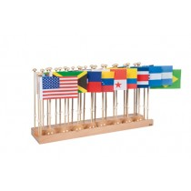 Flag Stand & Flags - Americas/0233A0   NH-231.2    ■SOLD OUT■QUOTE REQUIRED■
