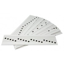 Strip Boards w/Notes for Bells / 006400     NH-243  ♣AVAILABLE qty 2♣