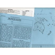 Oceania Activity Folders for Pin Map ● PIN-09
