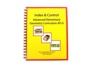 Geometry Control Book & Instruction Manual for Ages 9-12 ● AE-G.C