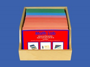 Advanced Elementary Montessori Math Lab (Grades 5-8) ● AE-M-2