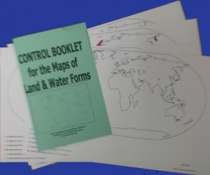 Maps of Land & Water Forms ● GE-40-LW