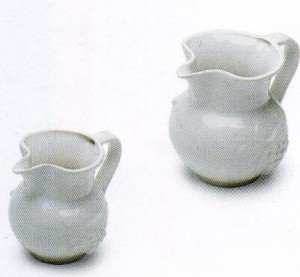 ♣AVAILABLE (qty 2)♣  Ceramic Pitchers/2 GZ-008.1
