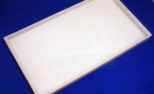 Large Rectangular Tray for Decimal System     GZ-100        ►COMPLIMENTARY ITEM◄