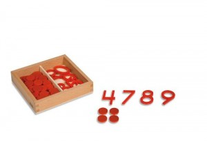 Numerals and Counters/003603      NH-086      ♣AVAILABLE qty 1♣