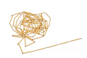 Golden Chain of 1000/0079M0     NH-108.1  ■SOLD OUT■QUOTE REQUIRED■
