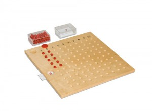 Multiplication Bead Board / 008700      NH-123   ■SOLD OUT■QUOTE REQUIRED■