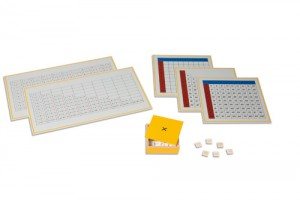 Multiplication Memorization Charts/0142C4    NH-124   ■SOLD OUT■QUOTE REQUIRED■