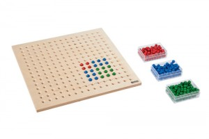 Square Root Board with Beads /013300      NH-155    ■SOLD OUT■QUOTE REQUIRED■